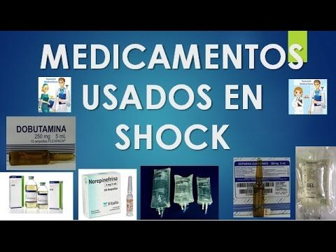 SHOCK - INOTRÓPICOS, SOLUCIONES COLOIDES Y CRISTALOIDES - YouTube