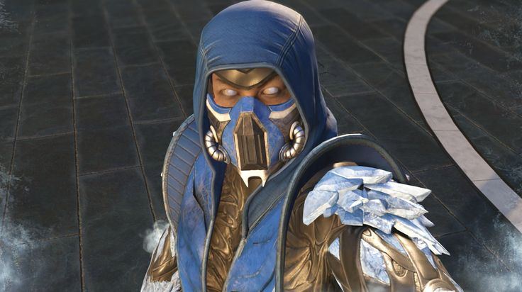 Injustice 2 - A Quick Look at Sub-Zero Gameplay: We take a quick look at some of Sub-Zero's intros, costumes, and moves from Injustice 2.