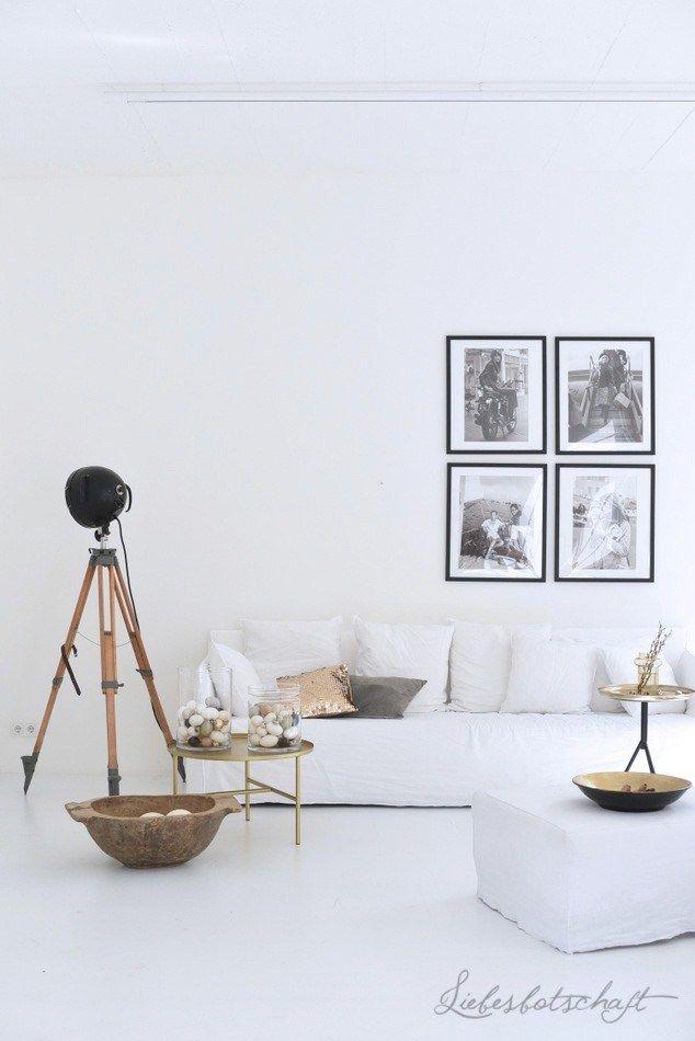 130 best Wohnzimmer images on Pinterest Living room ideas - wohnzimmer weis grau beige