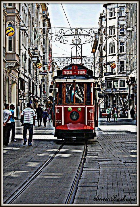 Tramvay - İstanbul