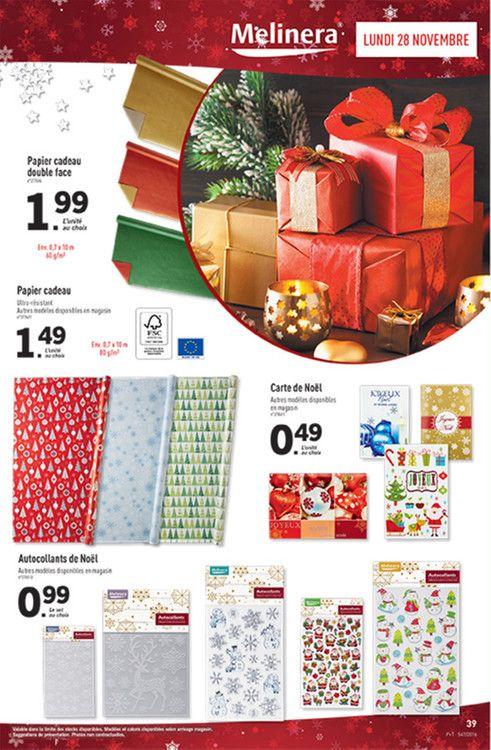 Catalogue Lidl en cours, Le vrai prix des bonnes choses , Page 39
