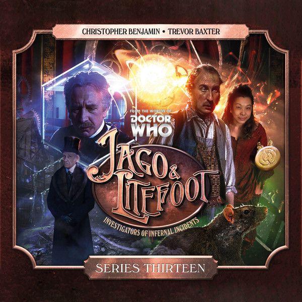 13. Jago & Litefoot Series 13