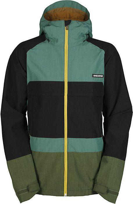 Bonfire Russell Jacket - Men's Snowboarding Jacket - Snowboard - 2014 - Christy Sports