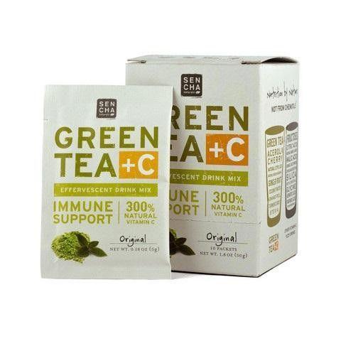 Sencha Green Tea + C Original (10x10ct)