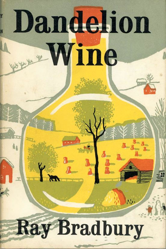 Image result for Dandelion Wine book cover