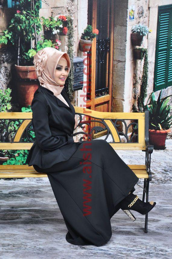 Ready To Wear Hijab Code: HT-0004 Muslim Women by HAZIRTURBAN