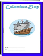 "The thematic unit eWorkbook titled ""Columbus Unit"" this unit describes the boyhood, the accomplishments, and hardships of the life of Columbus. It shares the facts of his voyage and the discovery of a new land. It will stimulate students to want to learn more about Christopher Columbus and his journey.  Activity worksheets are included."