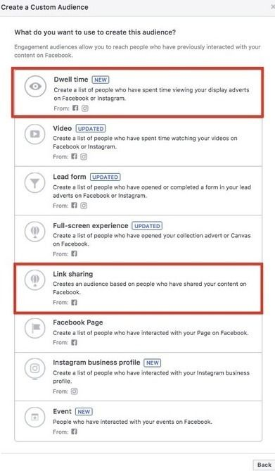 Facebook Is Adding New Custom Audience Options to Improve Ad Targeting #facebookads #facebookcustomaudience #