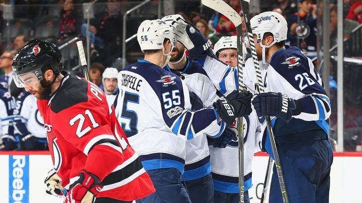 Mar.28 2017 - Jets rally to beat Devils in a shootout Ehlers, Wheeler & Armia score in regulation, and Laine scores lone goal in the shootout by Ryan Dittrick @ryandittrick / WinnipegJets.com  March 28th, 2017 - Jets rally to beat Devils in a shootout