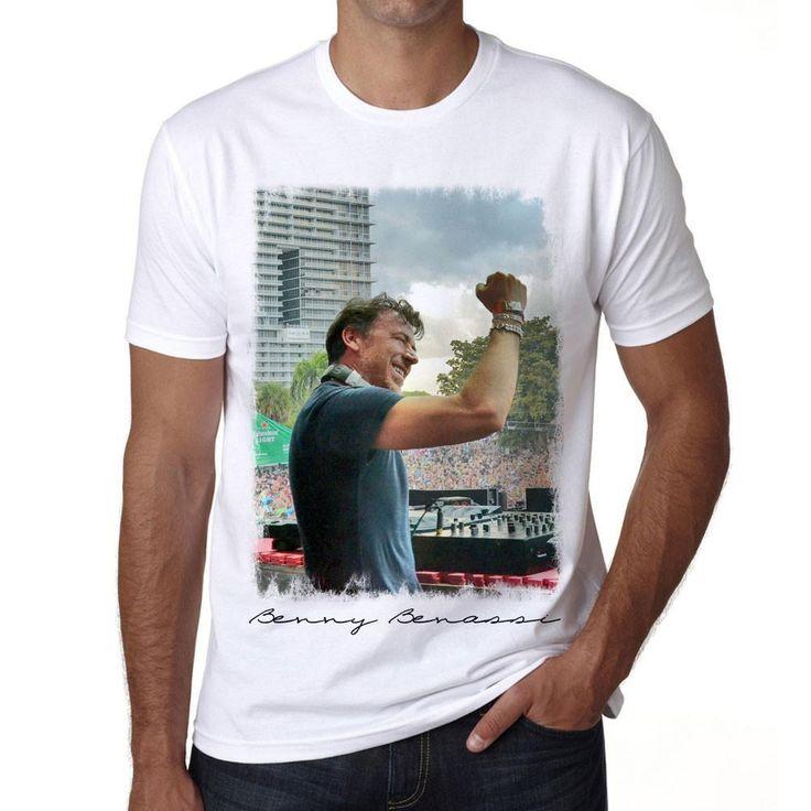 DJ Benny Benassi, T-Shirt for men,t shirt gift 00034