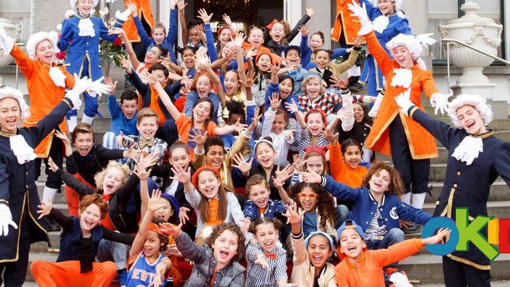 Okido! Kinderen voor Kinderen, Koningsspelen 2017!