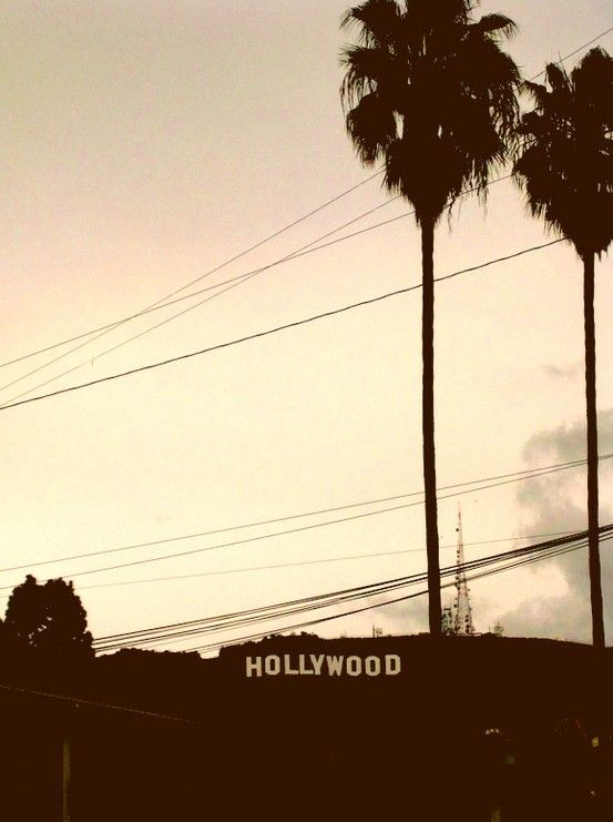 """One's destination is never a place, but a new way of seeing things"" - Henry Miller. Hollywood - Los Angeles, California."
