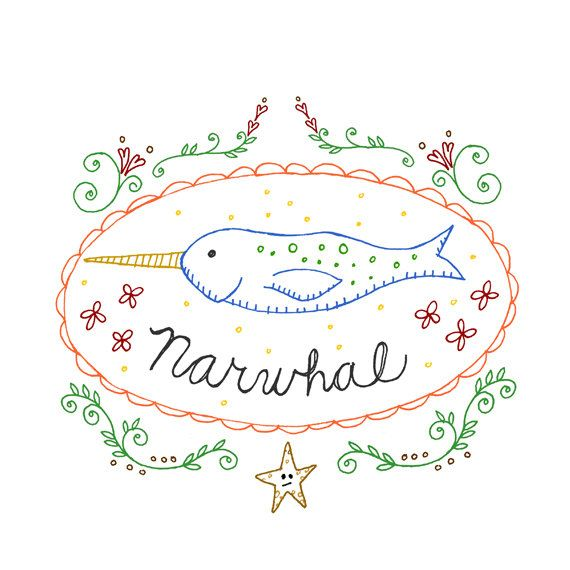 23 Best Images About Narwhals On Pinterest