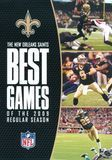 NFL: The New Orleans Saints - Best Games of 2009 Regular Season [3 Discs] [DVD] [English] [2009], 1000118284