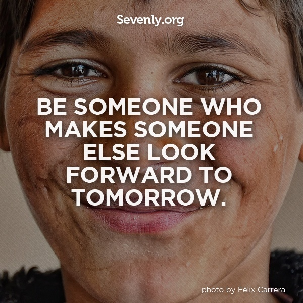 So simple, yet so compelling. Re-pin if you promise to be a #blessing to more people