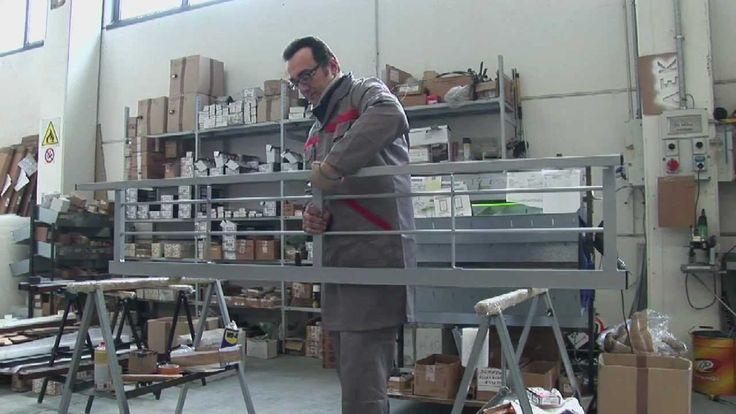 GRATE DI SICUREZZA - PRODUZIONE PIQUADRO Video Aziendale