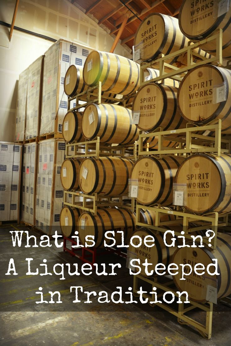 What is Sloe Gin? A Liqueur Steeped in Tradition