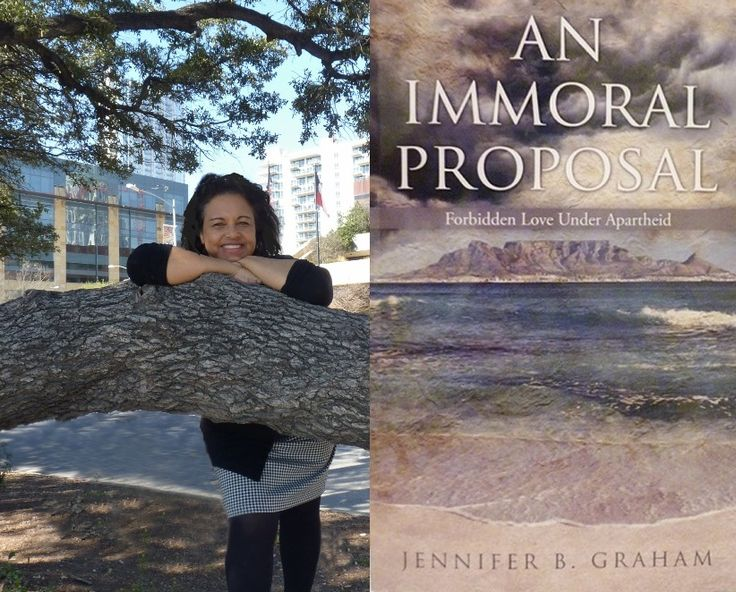 Featuring An Immoral Proposal by Jennifer B Graham. http://thestoryreadingapeblog.com/2015/01/29/read-about-guest-author-jennifer-b-graham/