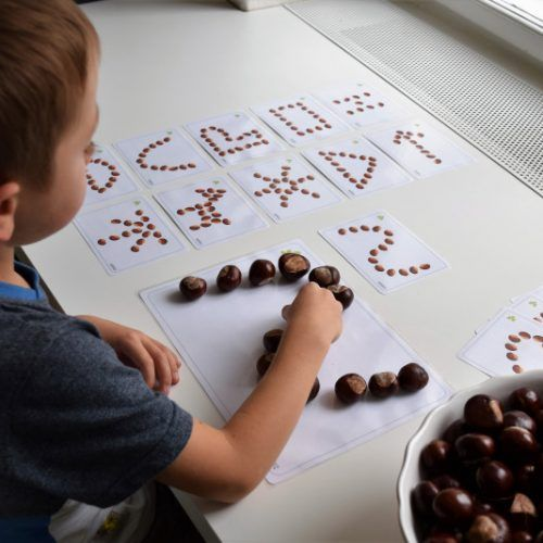 Learning with chestnuts