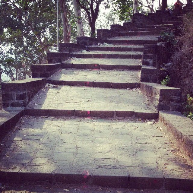 #photography #photooftheday #instapic #instagram #architecture #steps #to #holy #maa #shakti #ekveera #temple #lonavla #path #of #faith #belief #blessings #hope #blessuall .