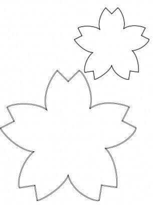 349 best Scrapbooking Templates images on Pinterest Christmas - flower petal template