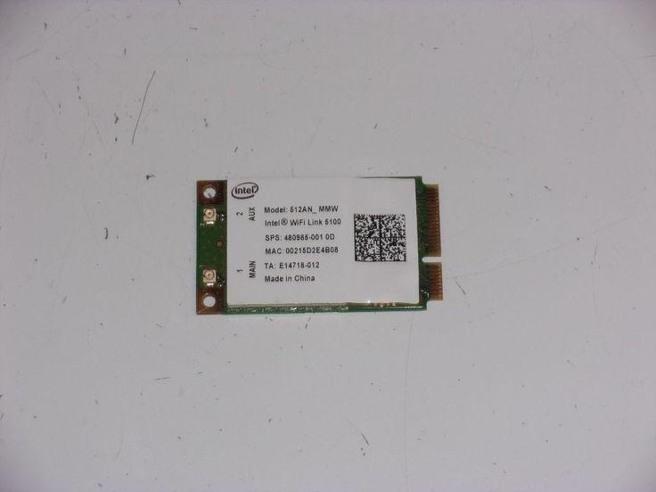Asus M70VN Wireless WiFi Card 480985-001