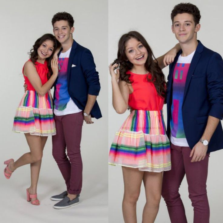 I Love Karol Sevilla's Whole Outfit,because-(Porqué) it's súper colorful y muy bright.