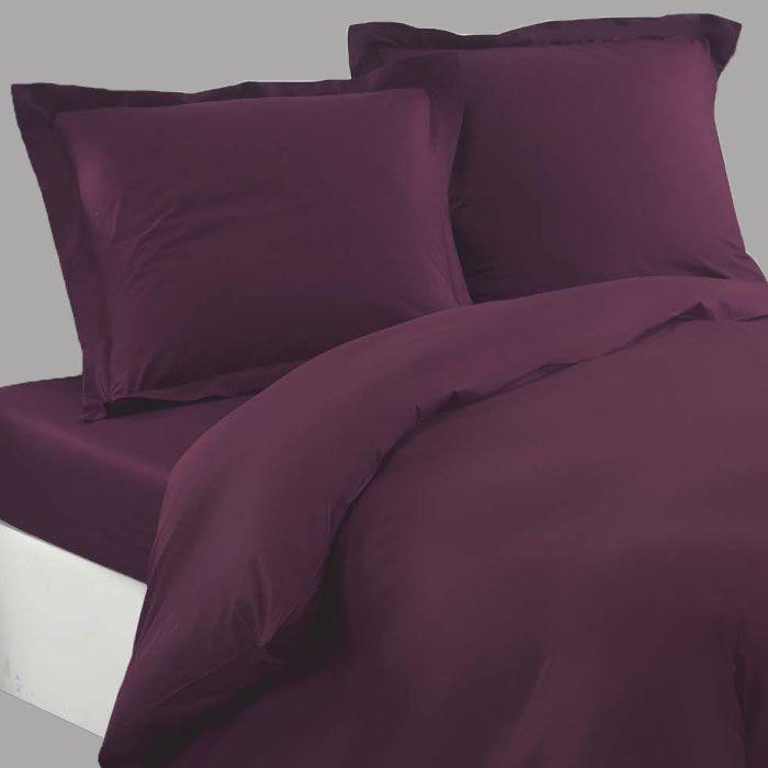 20 best housses de couette unies images on pinterest duvet covers comforters and bed pillows. Black Bedroom Furniture Sets. Home Design Ideas