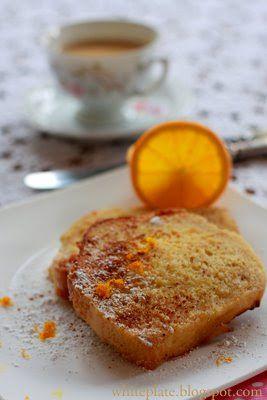 Śniadania: French Toasts.