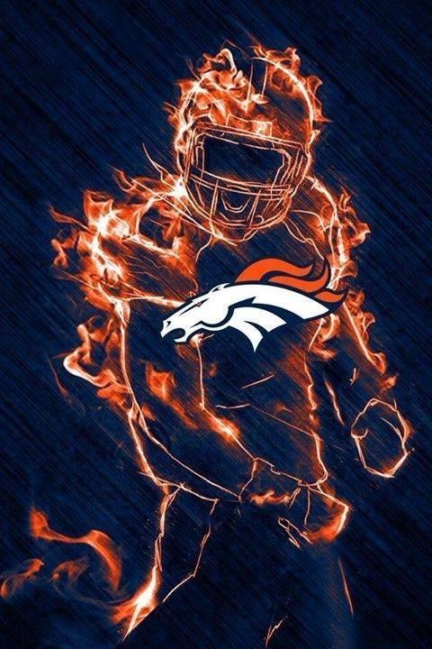 Denver Broncos Wallpaper Phone Denver broncos, Denver