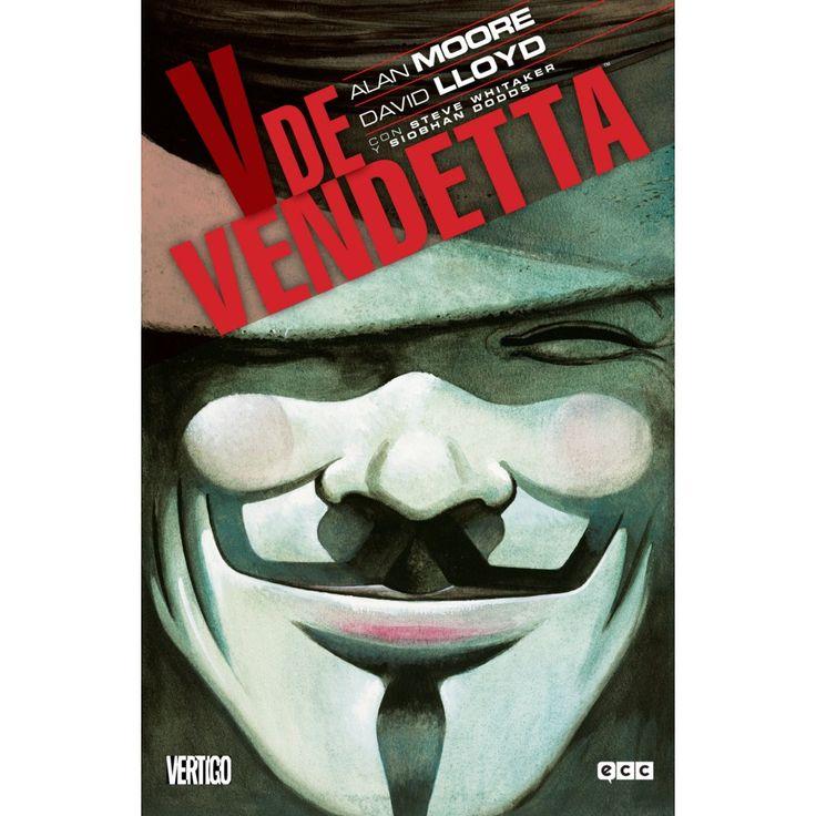 Alan Moore. V de Vendetta