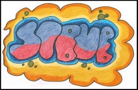 Avmystifiera graffiti beslutsprocessen - Grafitti FÖR Nybörjare-Bubbla bokstaver - Lär dig attR rita Graffiti