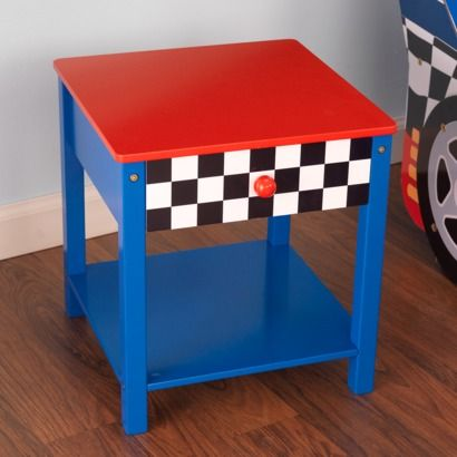 Nightstand table for bedroom.  #BabyCenterknowsgear @BabyCenter