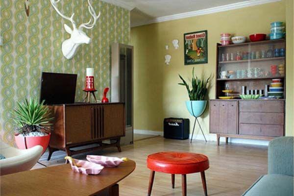 Cute Retro Home Decor House of the future Pinterest