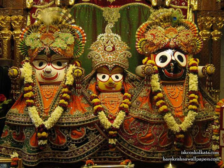 http://harekrishnawallpapers.com/jagannath-baladeva-subhadra-iskcon-calcutta-wallpaper-001/