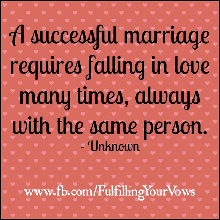 Successful #marriage requirements.