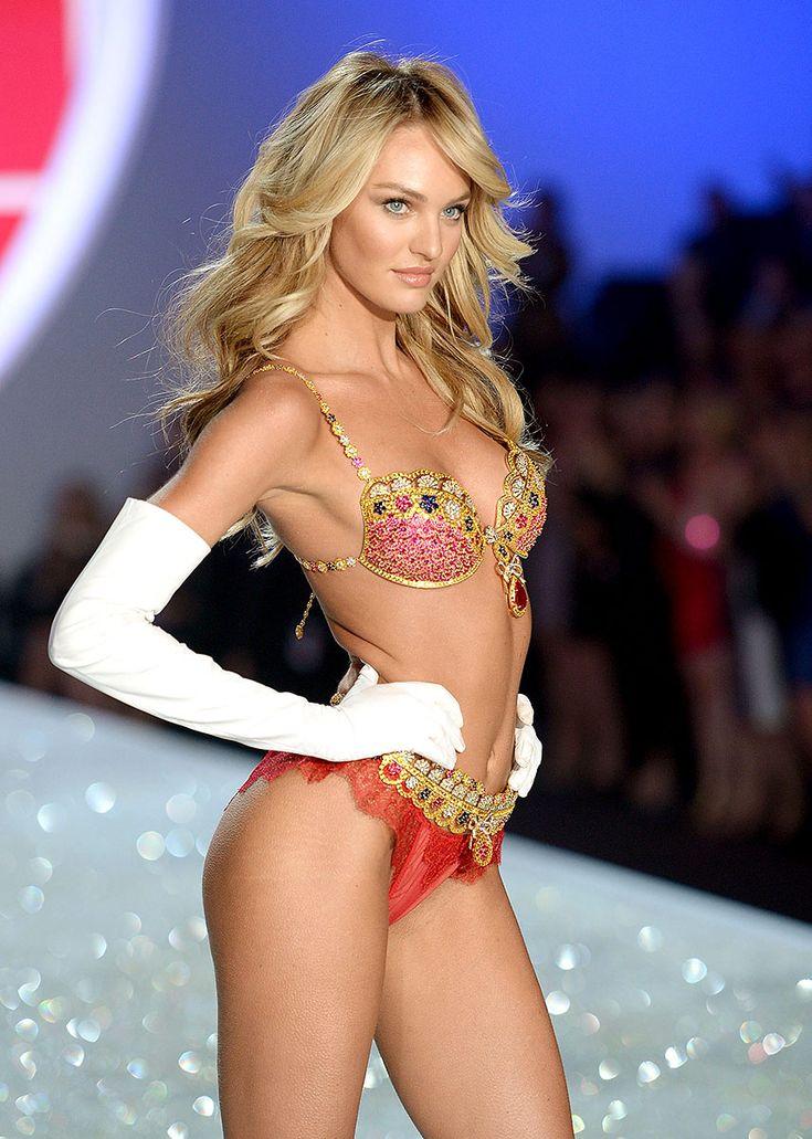 Desfile Victorias Secret 2013 - Candice Swanepoel