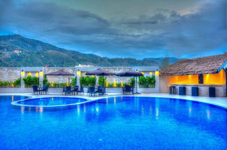 Patong Heritage - 10 nap / 7 éj , First minute, menetrendszerinti járattal, Hotel, 4*, reggeli - Thaiföld   BUDAVÁRTOURS