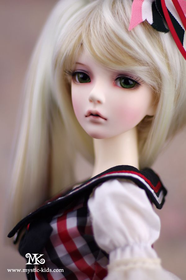 Mystic Kids Miri, 58cm resin ball jointed doll from The