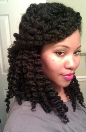 Outstanding 1000 Images About Natural Hair Amp Braid Styles On Pinterest Hairstyles For Women Draintrainus