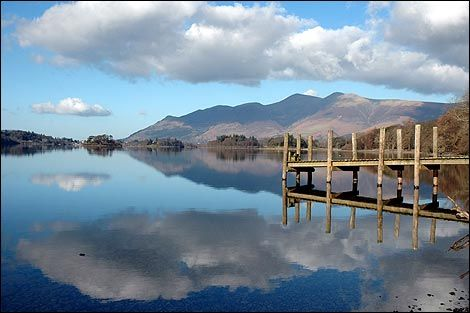 Derwent Water, Keswick I always refer to this as my 'spiritual home'... but that's because I'm pretentious like that.