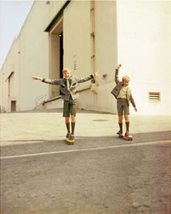 The Sound of Music/ Nicholas Hammond & Duane Chase (the Von Trapp boys)