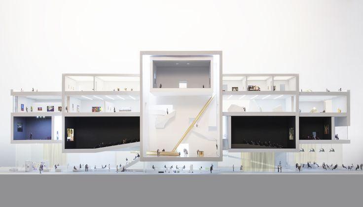 ArtA Cultural Center design by Solid Objectives – Idenburg Liu (SO – IL) and…