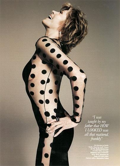 "At ""73 and a half,"" Jane Fonda still looks fabulous."