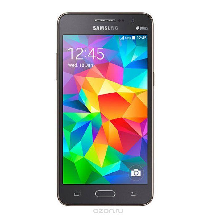 Samsung SM-G531H Galaxy Grand Prime VE Duos, Gray - купить в разделе электроника samsung sm-g531h galaxy grand prime ve duos, gray по лучшей цене от интернет-магазина OZON.ru 9.990 или 529рублей в мес!
