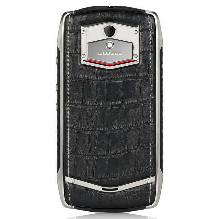 "DOOGEE T5 5.0"" Android 6.0 4G Phone w/ 3GB RAM, 32GB ROM - Black"