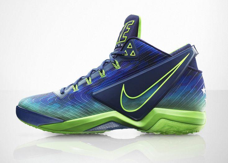 Nike Zoom Field General: Training Shoe. Basketball ...