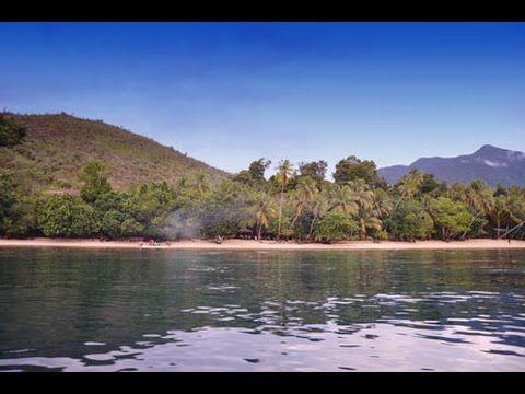 Pantai Harlem Keindahan Menawan di Papua - Papua