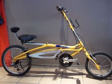 CCM Evox 120 niños reclinada bicicleta Shimano Canadá