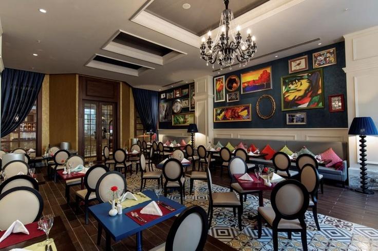 #Titanic #Deluxe #Belek # Main #Restaurant